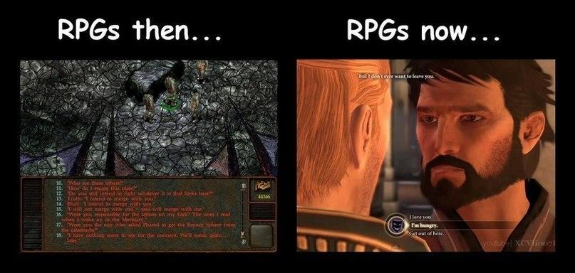 Демотиватор RPG
